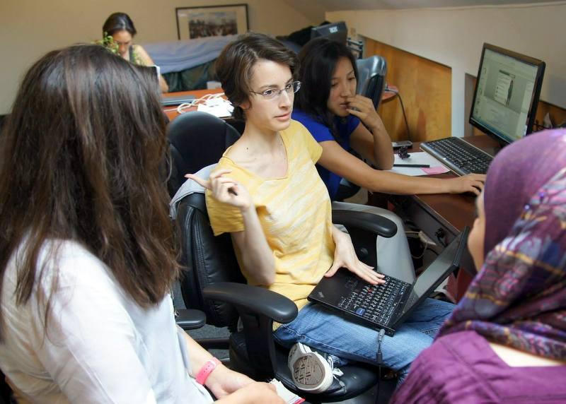 Office TechGirls