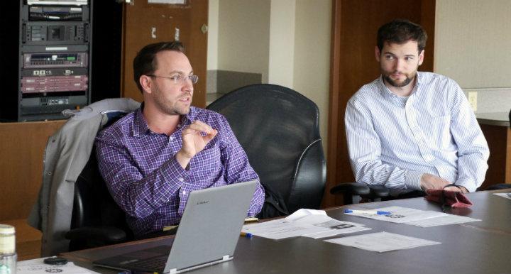 Nick Martin at Johns Hopkins SAIS