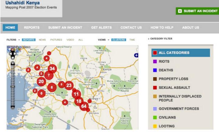 Ushahidi Kenya