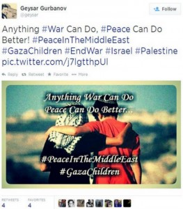 #GazaChildren