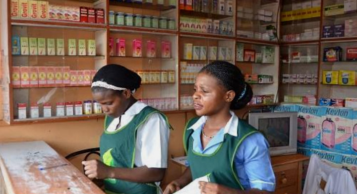Pharmacists in Uganda