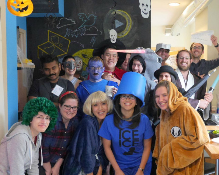 TechChange Halloween 2014