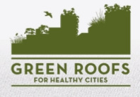 Greenroofs for health cities Logo