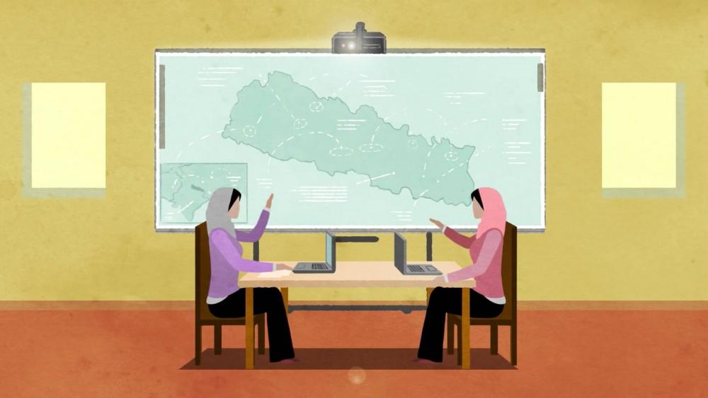 Screen Shot GFDRR: Innovation Lab Animation
