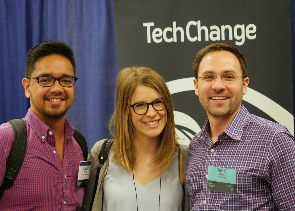 TechChange at InterAction Forum 2016